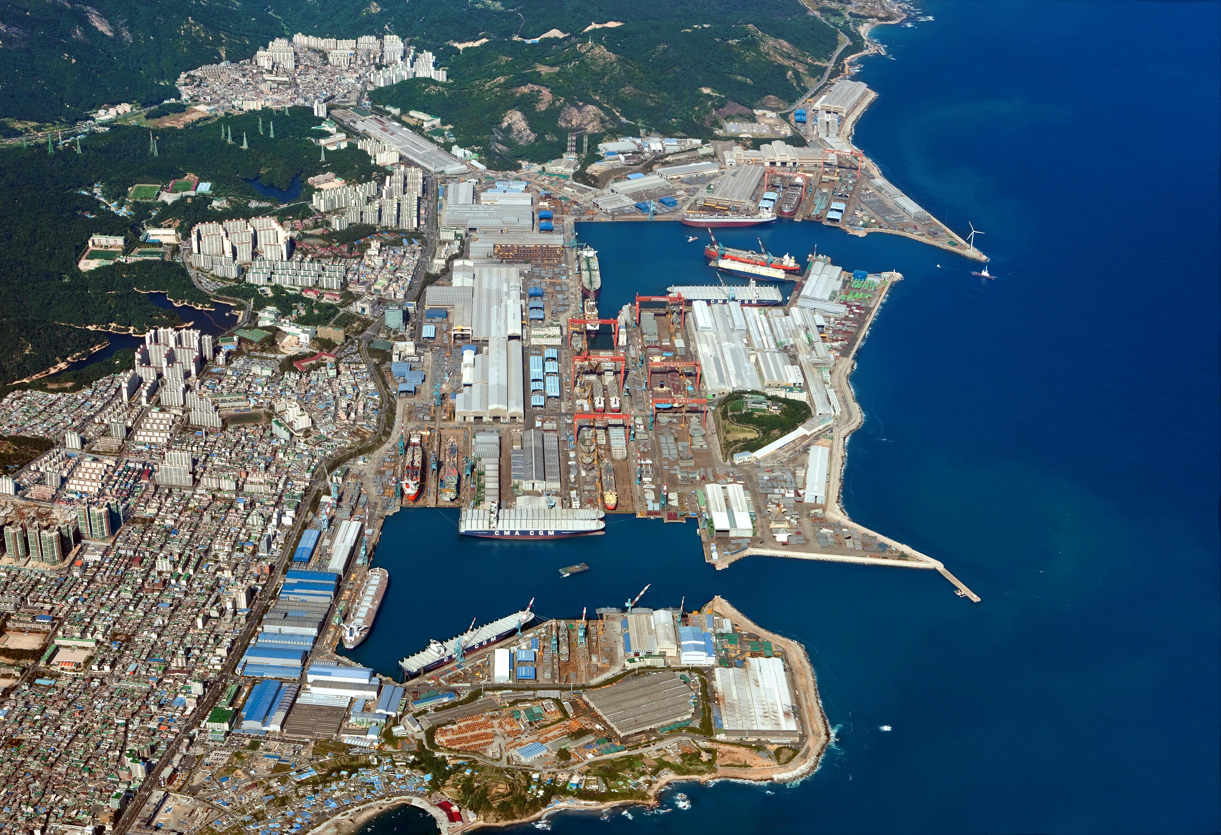 Hyundai Heavy Industries Tractor Amp Construction Plant