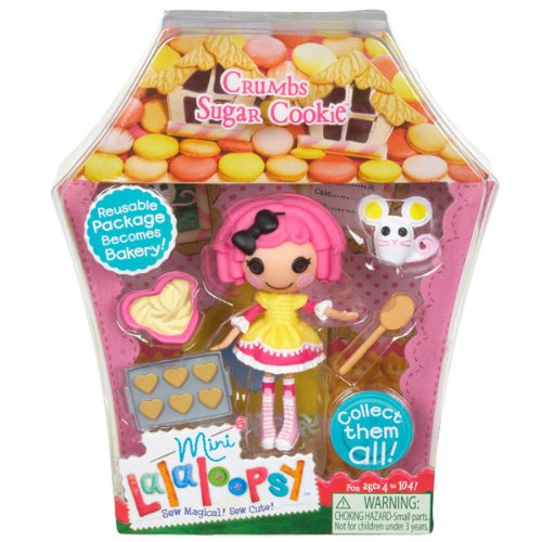 Lalaloopsy Crumbs Sugar Cookie Target Crumbs Sugar Cookie Mini Box