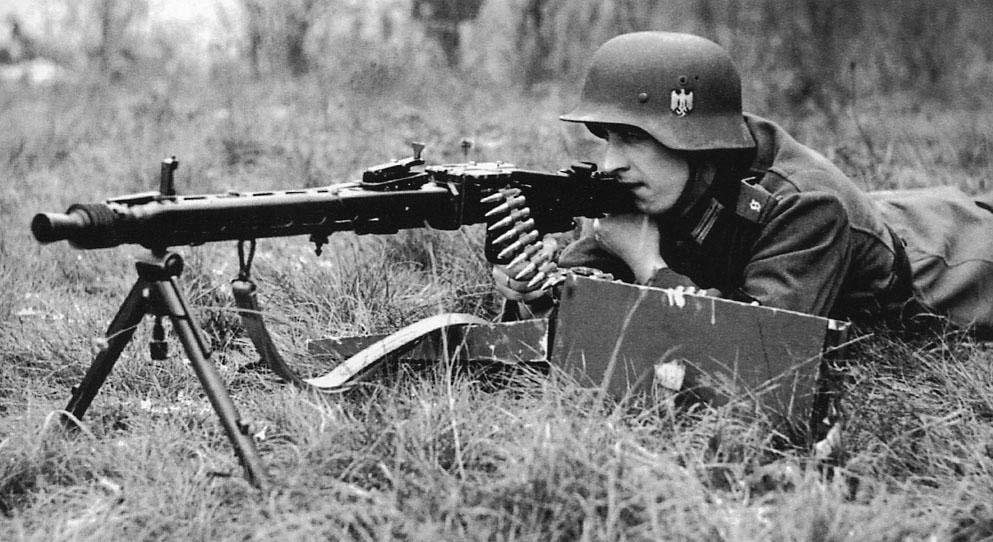 Пятерка лучшего оружия третьего Рейха по версии журнала National Interest