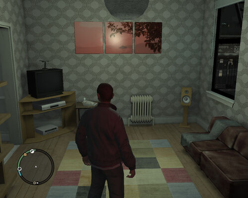 Drug Dealer S Apartment Gta Wiki The Grand Theft Auto