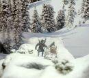 Władca gór (diorama)