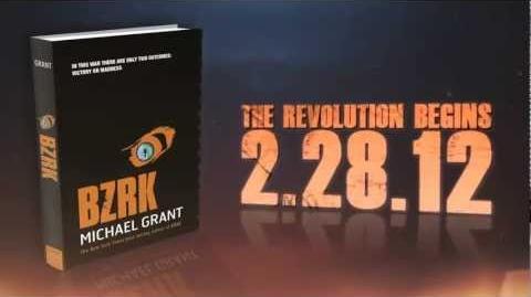 BZRK by Michael Grant - Book Trailer