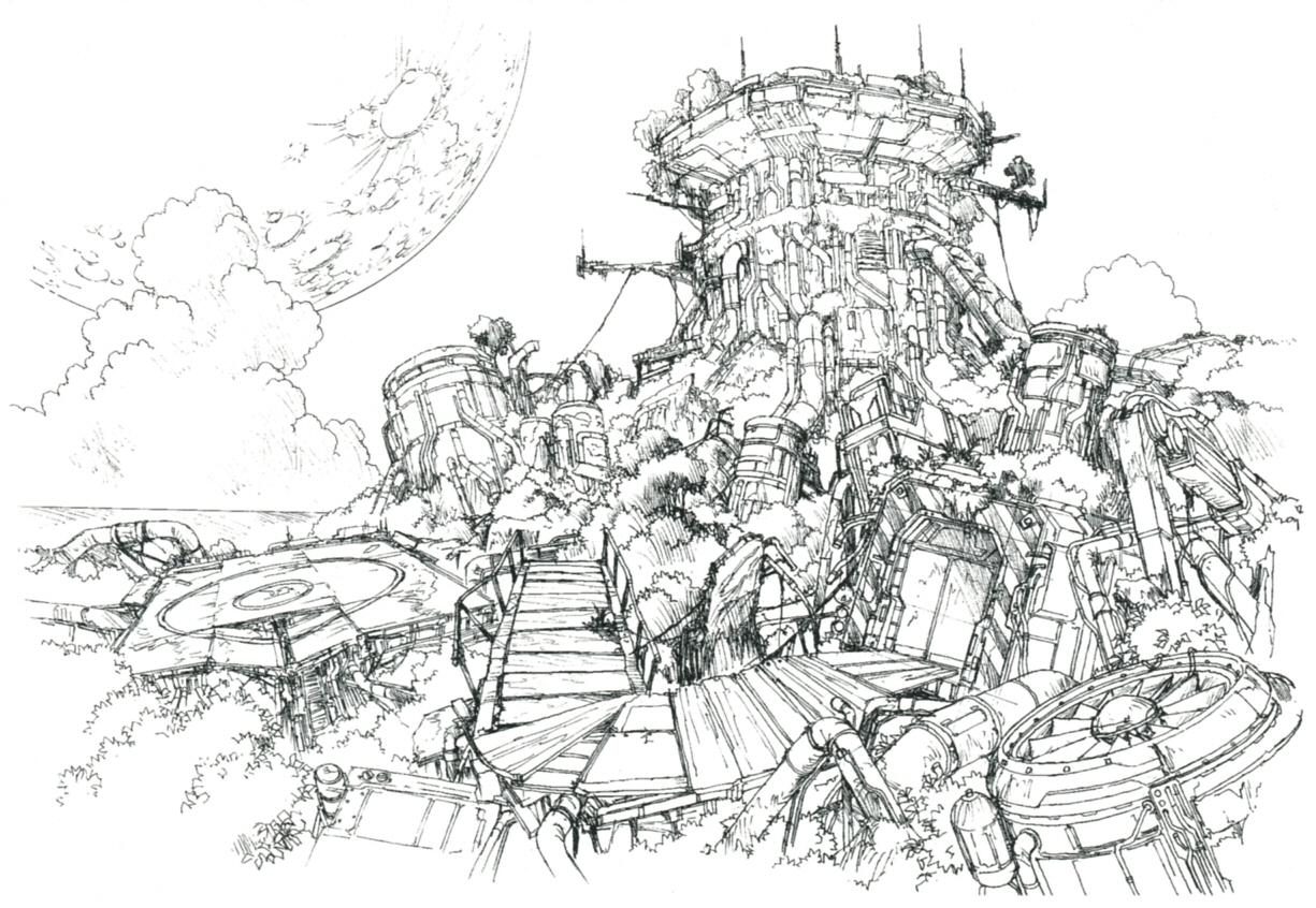 Deep Sea Research Center The Final Fantasy Wiki 10