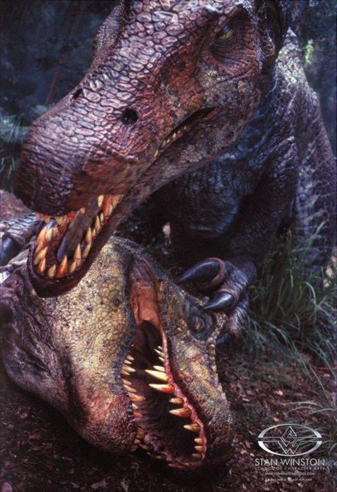 Jp3spinorexdefeat - Spinosaurus jurassic park ...