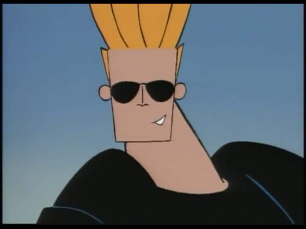 Close Up Characters Cartoon 01 : Image a close up johnny bravo wiki