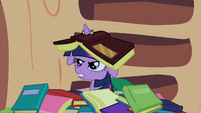 Twilight very displeased S2E10