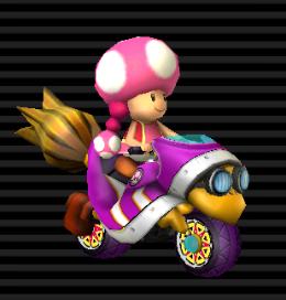 Image - Magikruiser-Toadette.png - Mario Kart Wii Wiki