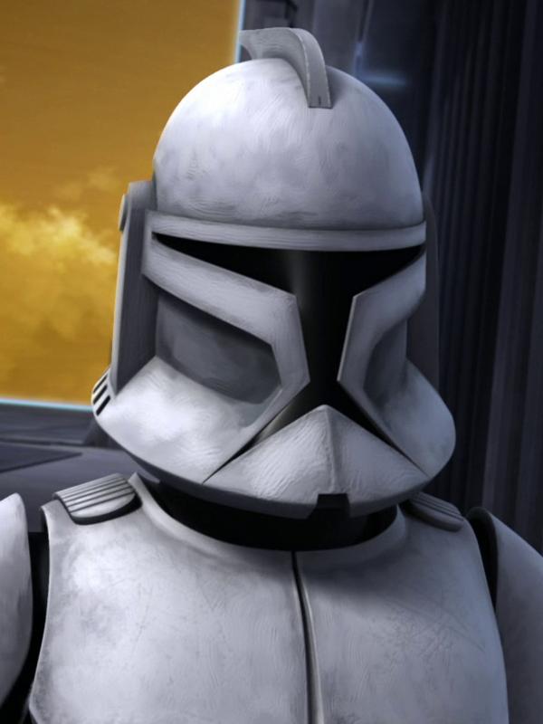 Star Wars The Clone Wars Clone Trooper Denal Unidentified clone ...