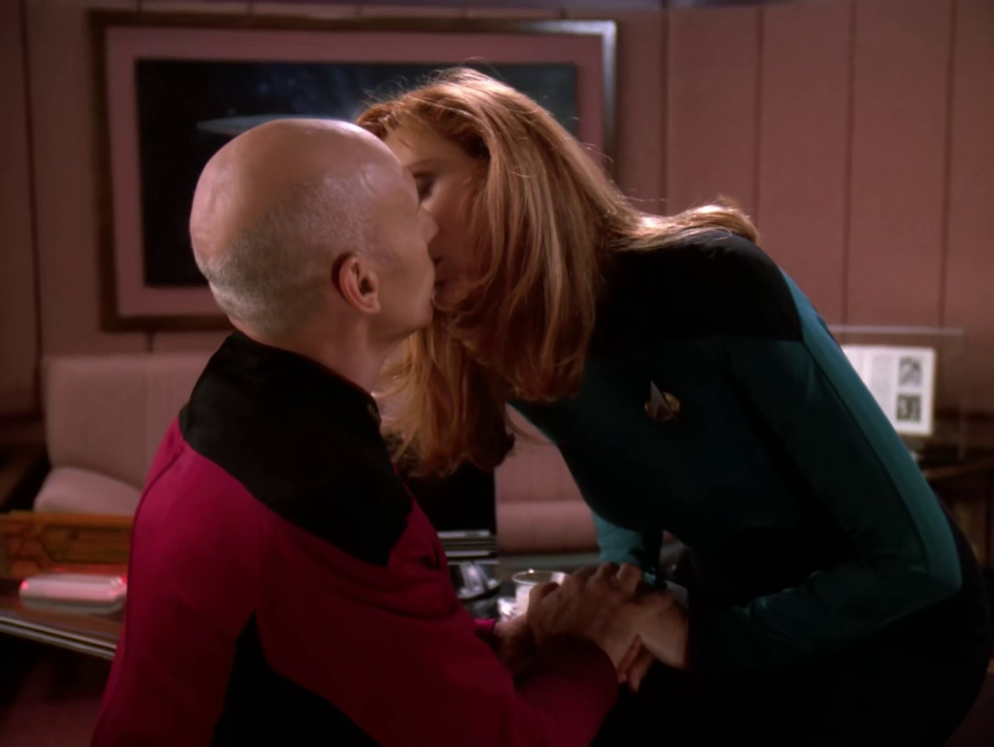 riker and troi relationship advice