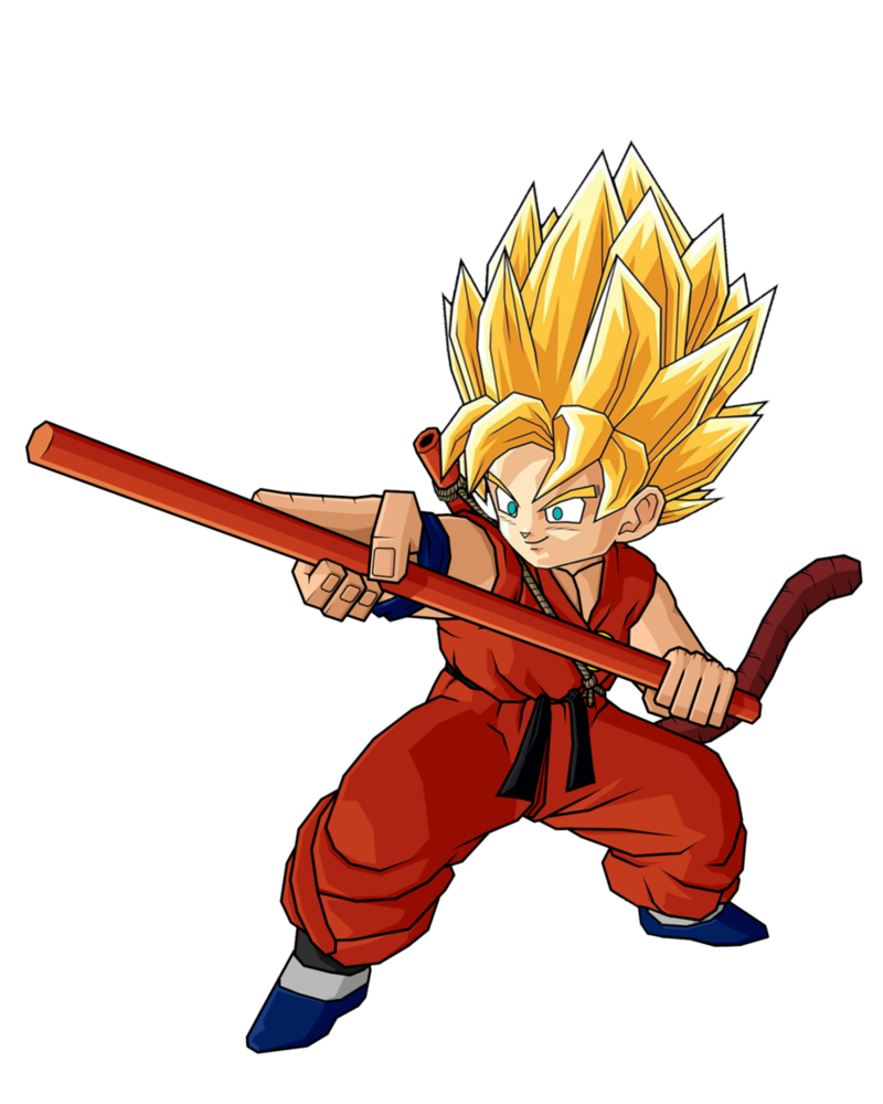 Image - Super Saiyan Kid Goku.png - Dragon Ball Wiki
