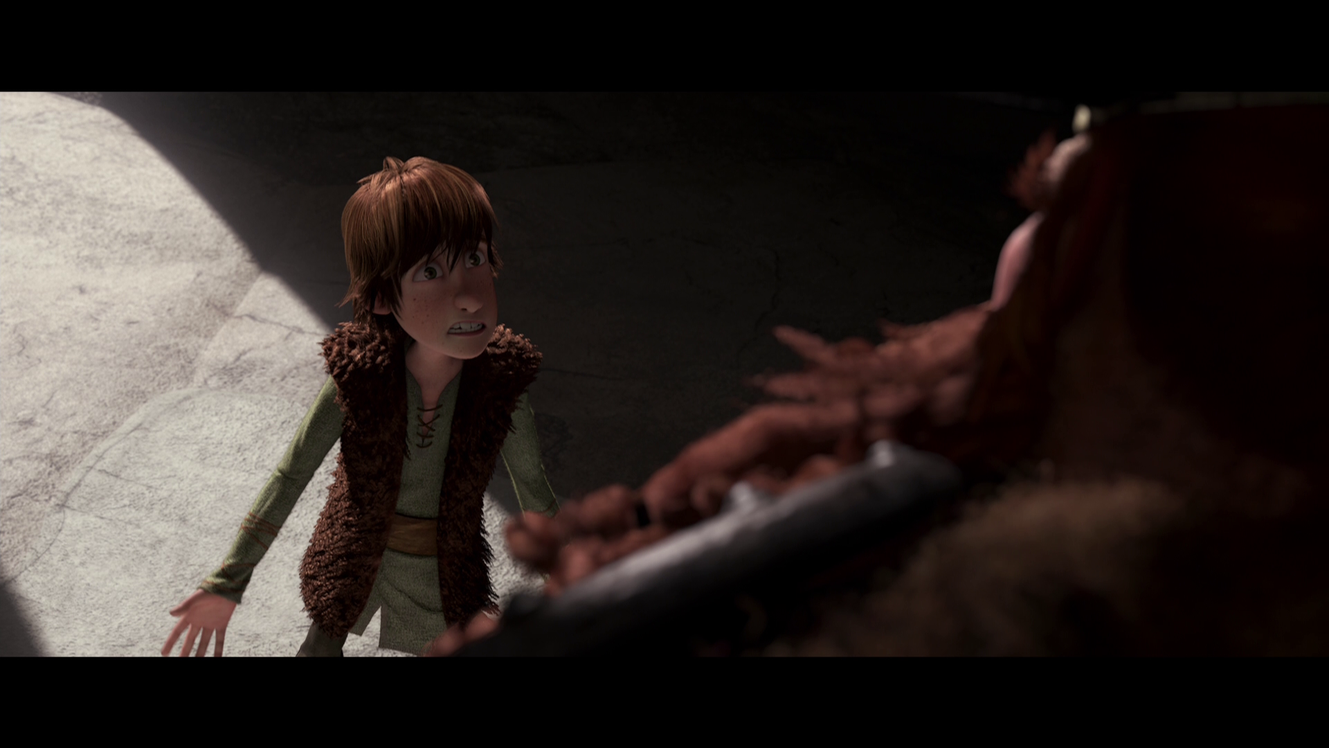how to train your dragon 2 dad death