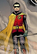 Robin - DC Hall of Justice Wiki