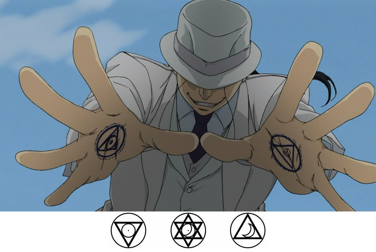 Alchemy Symbols And Meanings Fullmetal Alchemist Explosion alchemy ...