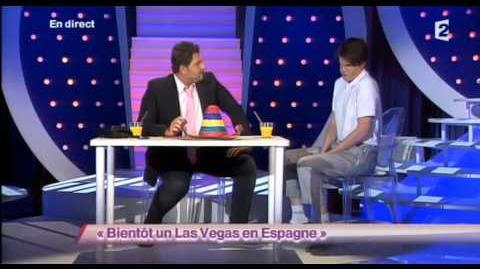 Bientôt un Las Vegas en Espagne