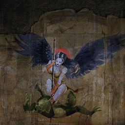 Skyrim Vampire Lord Wings Mod
