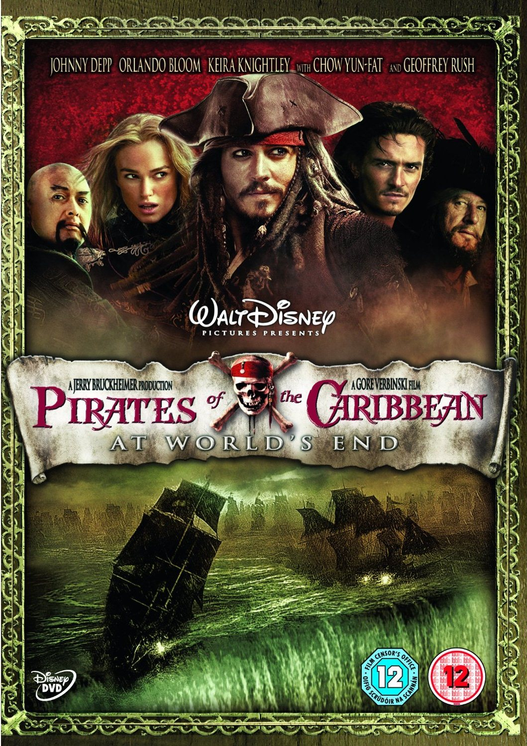 Pirates Of The Caribbean At WorldS End Stream