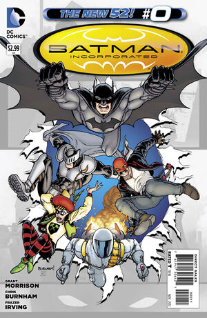 [DC Comics] Batman: discusión general 300px-Batman_Incorporated_Vol_2_0