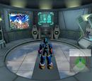 Lugares de Mega Man X: Command Mission