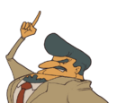 Inspektor Clamp Grosky