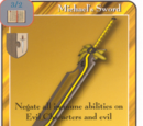 Michael's Sword (Card)