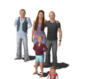 Wolff family (Moonlight Falls)