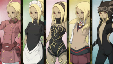 Gravity Rush ( F/F MC) Grcostumes