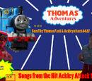 Thomas' Adventures with SamTheThomasFan1 & Ackleyattack4427 (Soundtrack)