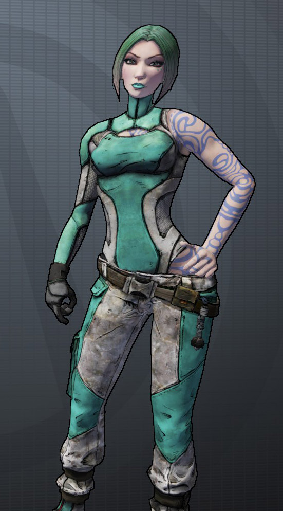 borderlands 2 how to get cyan weapons