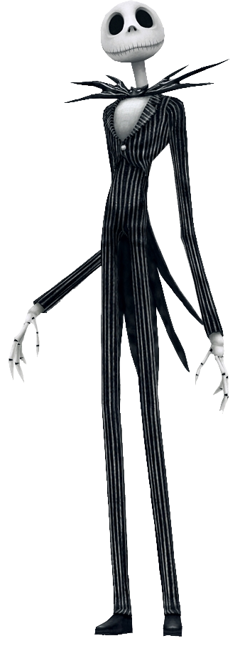 Jack Skellington - Jaden's Adventures Wiki