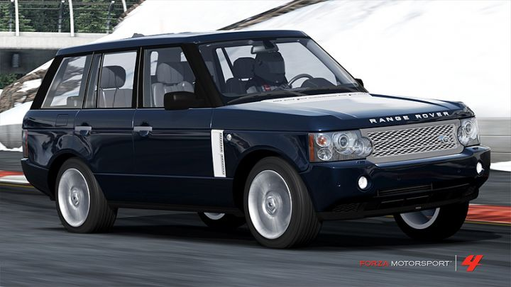 2008 Range Rover Supercharged Forza Motorsport 4 Wiki