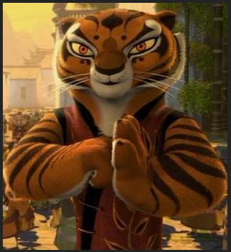 Tigresse wiki kungfupanda - Maitre kung fu panda ...