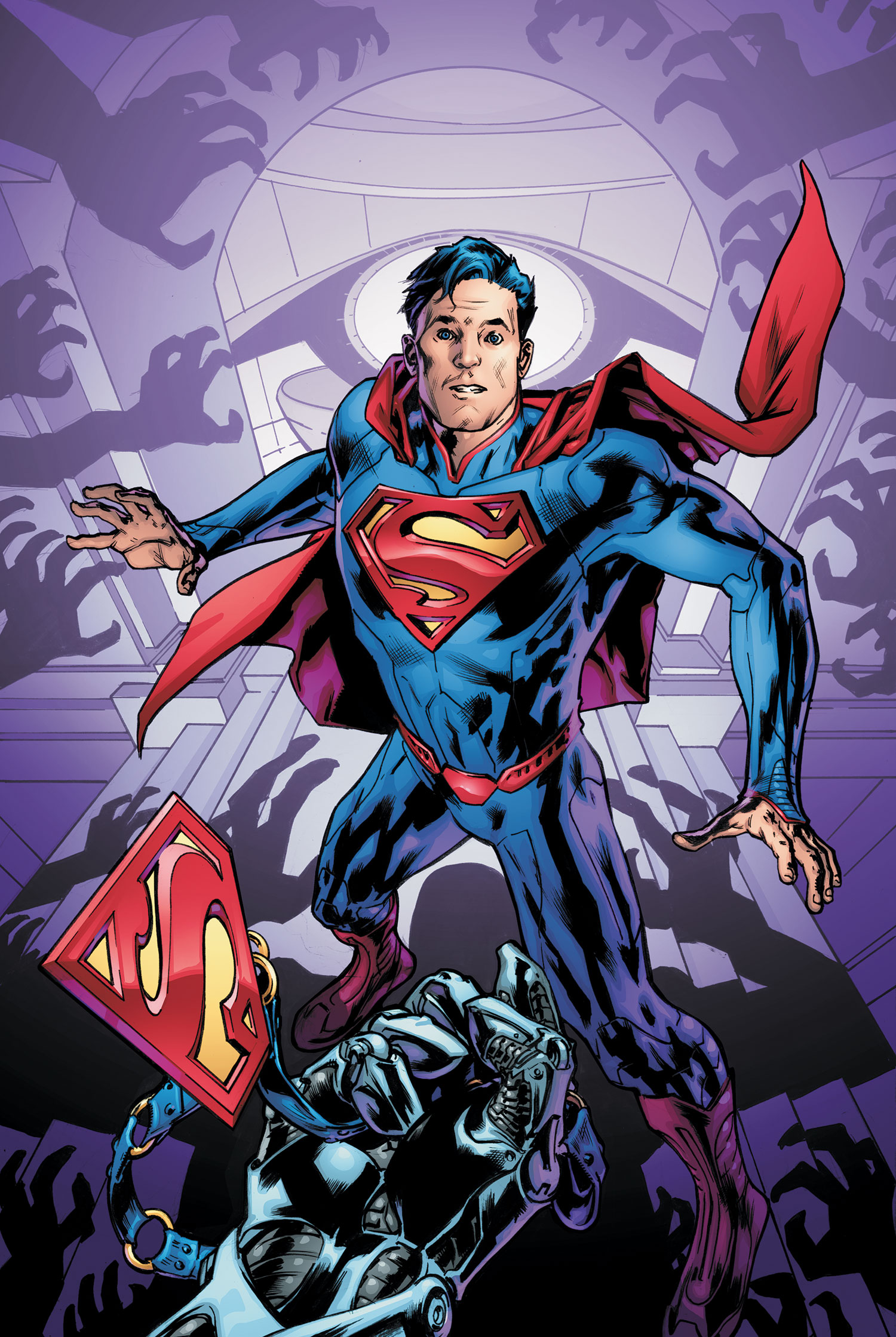 Action Comics: At the End of Days (Collected) - DC Comics ...