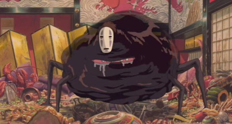 Ohngesicht – Ghibli ...