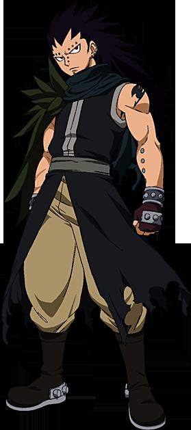 Gajeel Redfox Fairy Tail Wiki The Site For Hiro Mashima