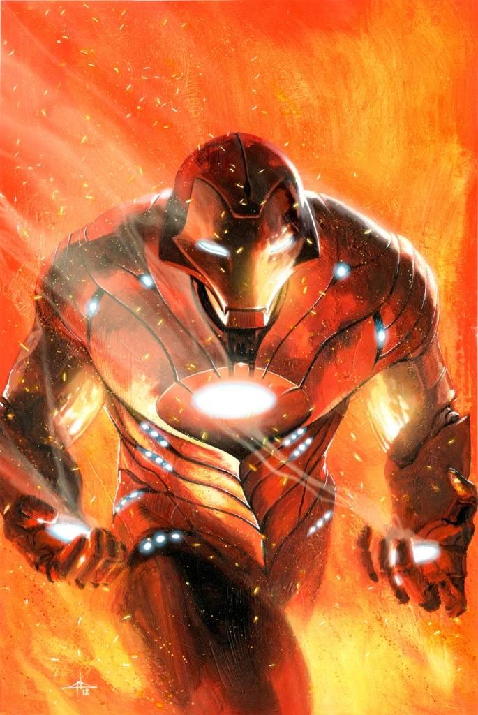 Ultimate comics iron man vol 1 1 marvel comics database - Iron man 1 images ...