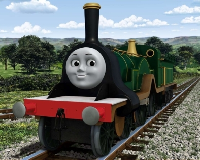 Emily Thomas The Tank Engine At Scratchpad The Home Of