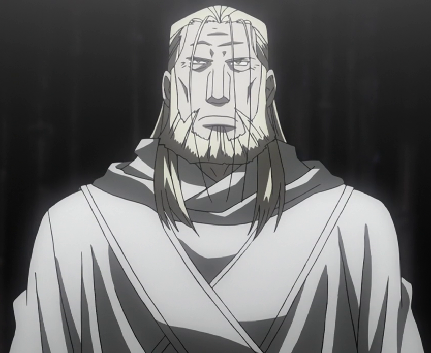 Father - Fullmetal Alchemist Database Wiki
