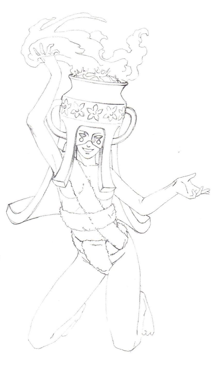 Pele - Megami Tensei Wiki: a Demonic Compendium of your
