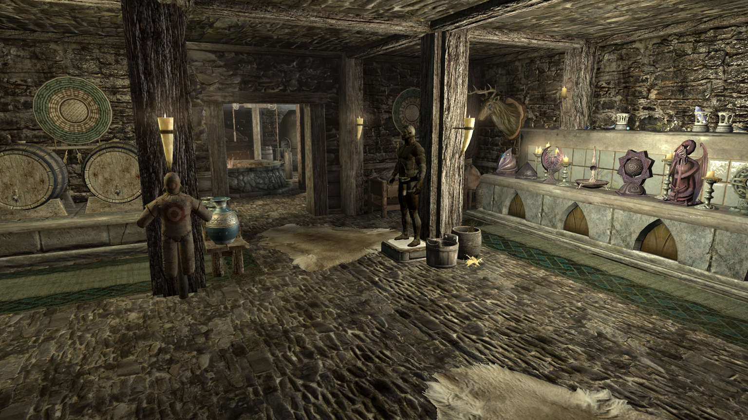 Cellar elder scrolls wikia for Best house design hearthfire