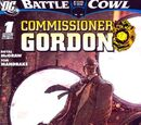Battle for the Cowl: Commissioner Gordon Vol 1 1