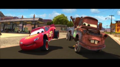 Cars 2 (2011) - TV Spot Physical 30