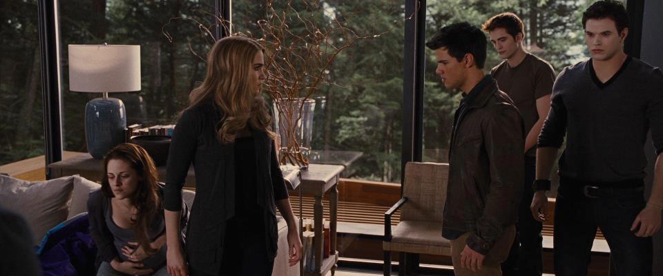 Bella y rencontre edward