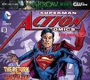 Action Comics Vol 2 13