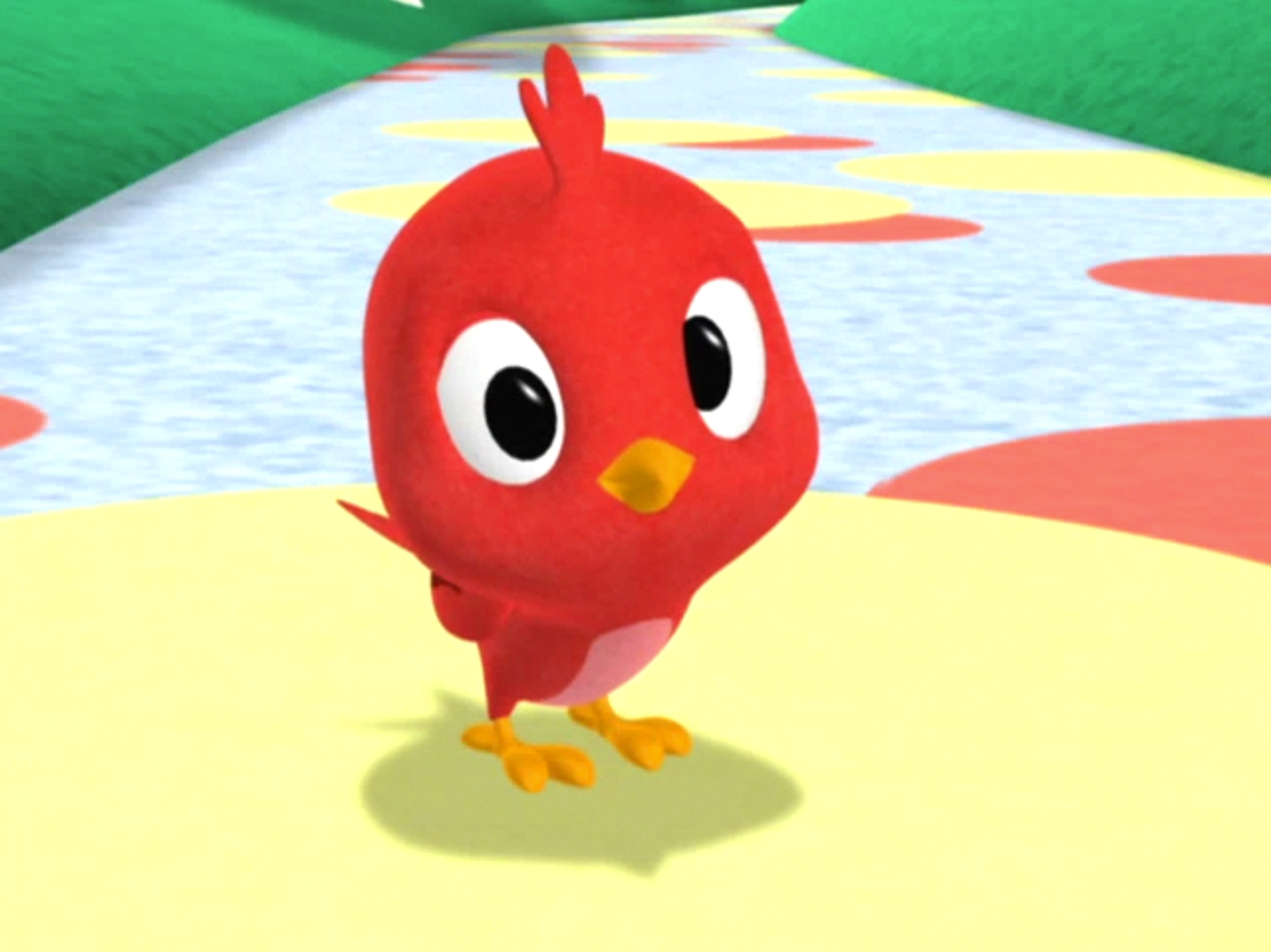 Baby red bird disney junior wiki