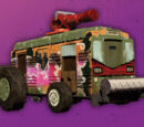 Vehicles (TMNT 2012 series)