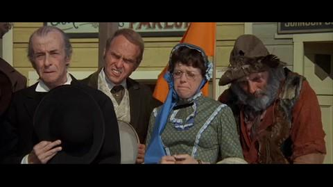 Blazing Saddles - Happy ending