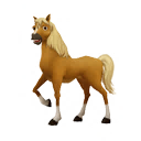 Mustang horse png for Farmville horse