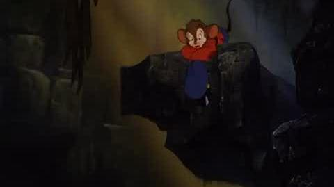 An American Tail - going in to the sewer