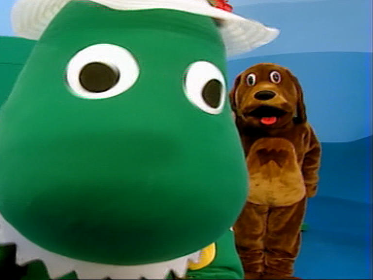 The Wiggles Present Dorothy Dinosaur S Travelling Show