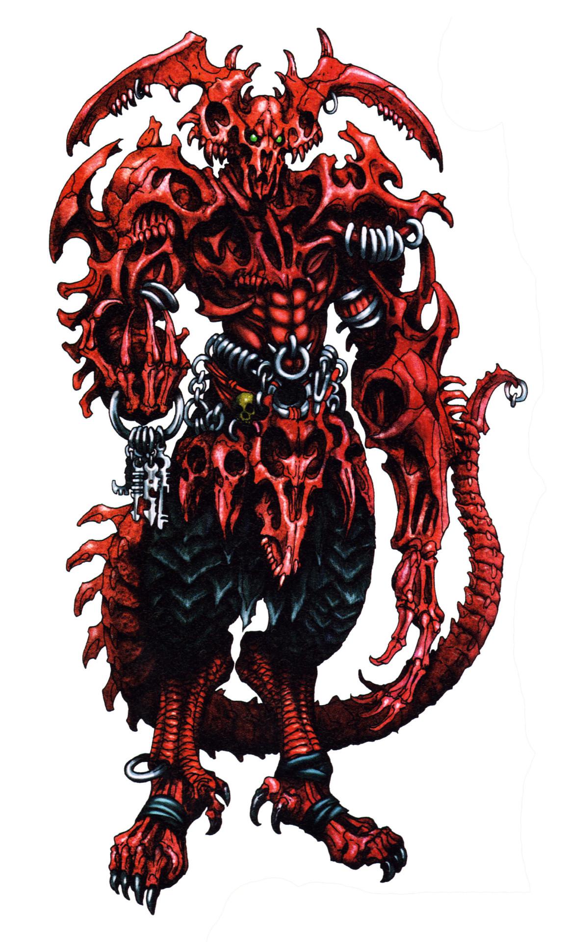 Asmodeus - Megami Tensei Wiki: a Demonic Compendium of ...